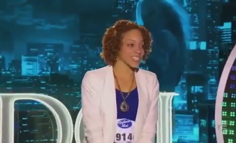 Ashlee Feliciano - American Idol Audition