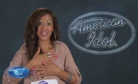 Tenna Torres - American Idol Audition