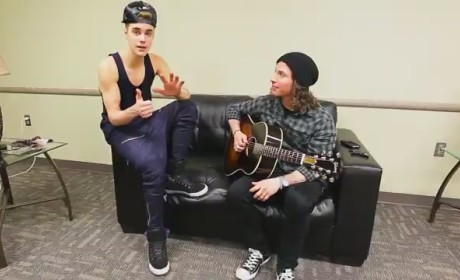 "Justin Bieber - ""Take You"" (Acoustic)"