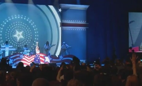 Katy Perry - Firework (Inauguration 2013)