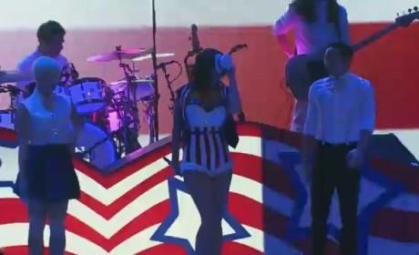 Katy Perry - Teenage Dream (Inauguration 2013)