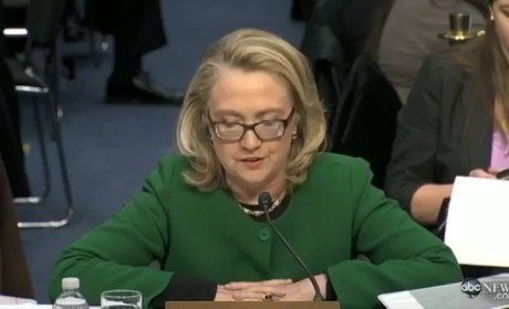 Hillary Clinton Choked Up During Emotional Benghazi Testimony