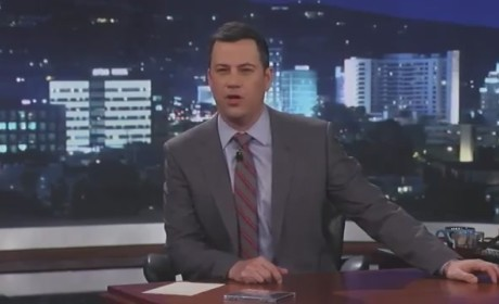LeAnn Rimes on Jimmy Kimmel Live, Part 1