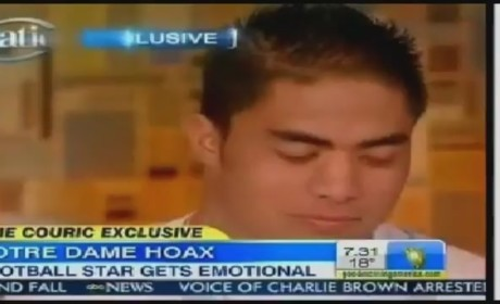 Manti Te'o Admits to Lie About Girlfriend, Maintains Innocence in Hoax