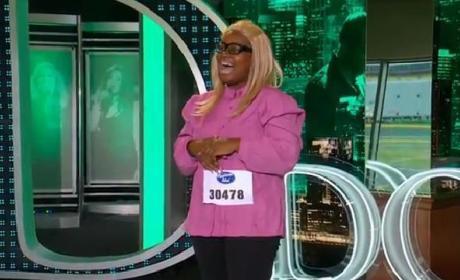Ashley Smith American Idol Audition