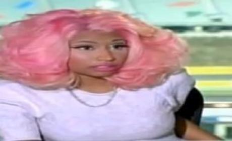 Nicki Minaj Walks Out on American Idol Judges