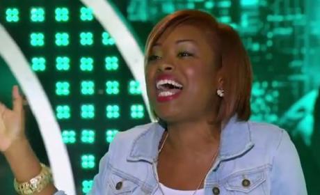 Seretha Guinn American Idol Audition
