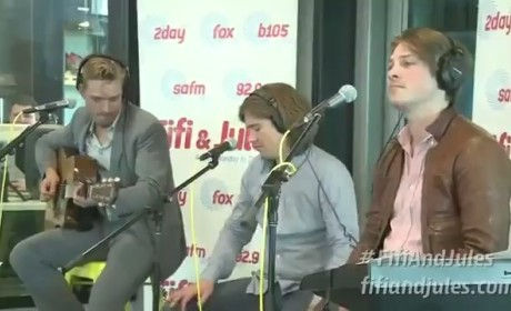 "Hanson's ""MMMBop"": Hear What They Sound Like Now!"