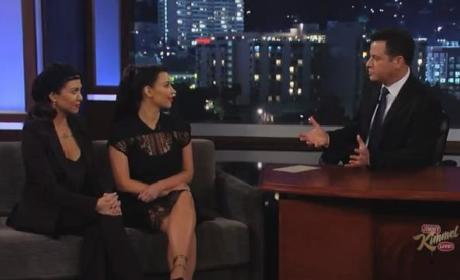 Kourtney Kardashian on Jimmy Kimmel Live: Why Does She Hate Scott?