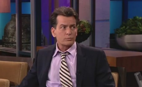 Charlie Sheen on Lance Armstrong