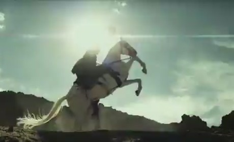 The Lone Ranger Super Bowl Trailer