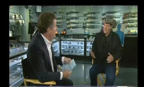Ted Nugent to Piers Morgan: Leave Us the HELL ALONE!