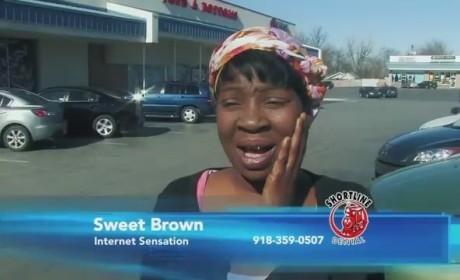 Sweet Brown Dental Ad