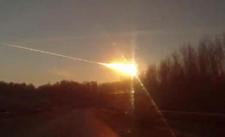Meteorite Hits Russia, 514 Injuries Reported