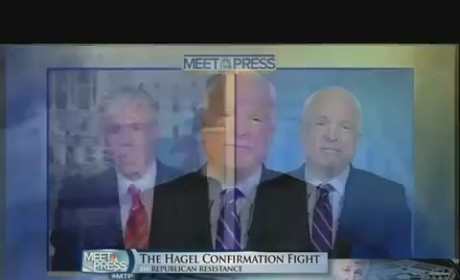 McCain Alleges Massive Cover-Up on Benghazi, Slams David Gregory