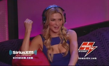 Brandi Glanville on Howard Stern