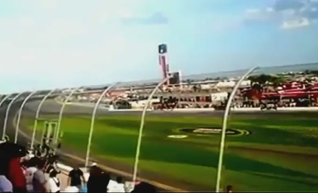 NASCAR Fans to Sue for Damages from Nationwide Crash