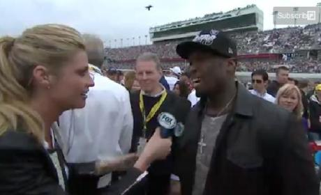 Erin Andrews Rejects 50 Cent