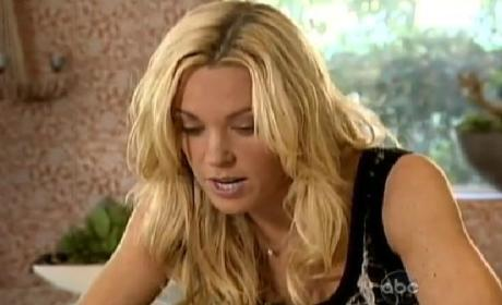 Kate Gosselin on Celebrity Wife Swap