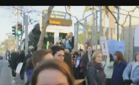 Westboro Baptist Church OWNED at Santa Monica High School