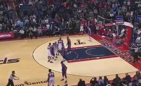 "Wizards Announcer Misidentifies Buzzer-Beating Airball as Winning ""DAGGER!"""