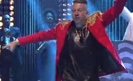 Macklemore & Ryan Lewis SNL Performance