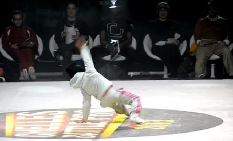 Six-Year-Old Girl Owns Breakdancing Competition With SICK Moves: Watch Now!