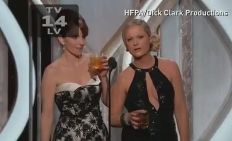 Tina Fey and Amy Poehler Slam Taylor Swift