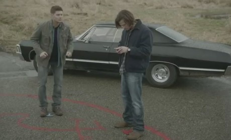 Supernatural Stars Do The Harlem Shake