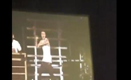 "Justin Bieber - ""Never Say Never"" (London)"