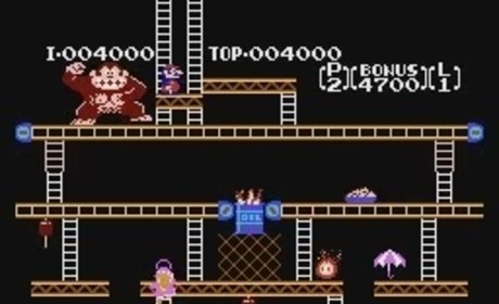 Dad Hacks Donkey Kong So Daughter Can Play as Princess, Save Mario