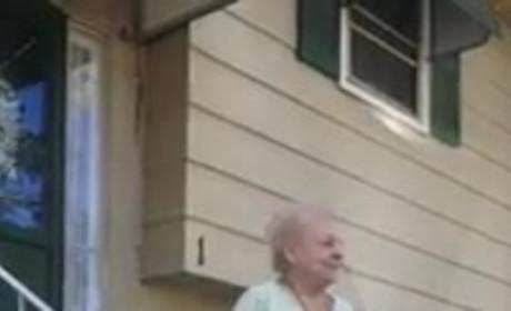 Grandma Dances to Car, Into Our Hearts