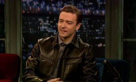 Justin Timberlake on Jimmy Fallon