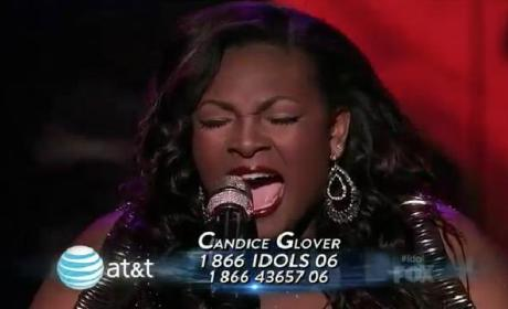 Candice Glover - I Who Have Nothing (American Idol Top 10)