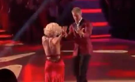 Sean Lowe Dancing With the Stars Performance (Week 1)