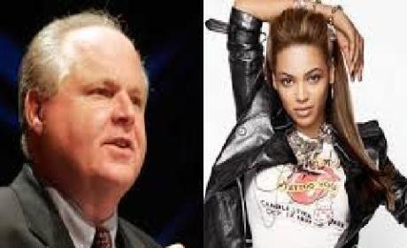 "Rush Limbaugh Slams Beyonce, ""Bow Down"" Message"