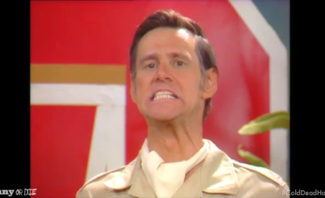 Jim Carrey eBay Photo: Profit to Be Used for Gun Purchase