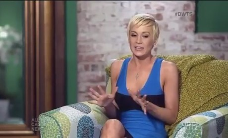Kellie Pickler Sexes Up Dancing With the Stars