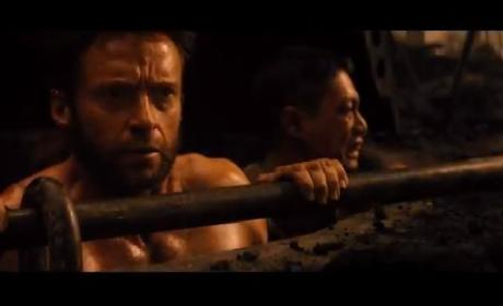 The Wolverine Trailer: Released! Awesome!