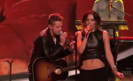 "Katharine McPhee and OneRepublic - ""If I Lose Myself"""