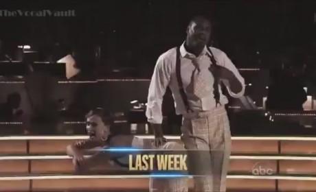 Jacoby Jones - Dancing With the Stars Week 3
