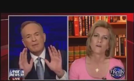 Bill O'Reilly, Laura Ingraham Tussle Over Gay Marriage Debate, Semantics