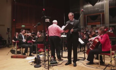 Orchestra Performs Justin Bieber