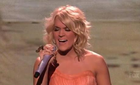 "Carrie Underwood - ""See You Again"" (American Idol Results Show)"