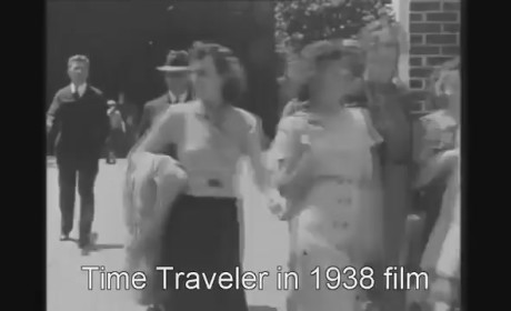 Time Traveler Video