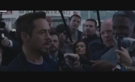 Iron Man 3 Clip: Tony Stark Has a Message for Mandarin