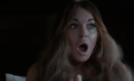 Scary Movie 5 Clip: Lindsay Lohan and Charlie Sheen in Bed! Again!