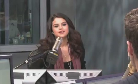 "Selena Gomez Talks ""Come & Get It"""