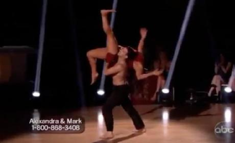 Dancing With the Stars Recap: Aly Raisman Goes For Gold!