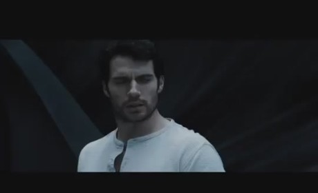 Man of Steel TV Spot: Released!